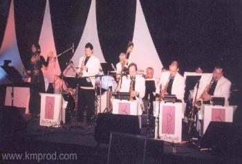 booking toronto swing band bob deangelis