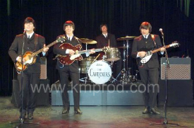 Tthe Caverners Beatles Tribute Band