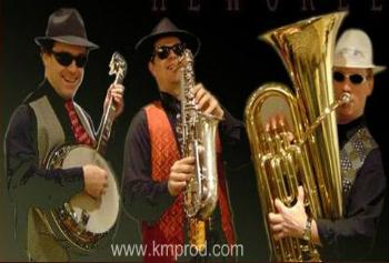 booking toronto dixieland band bob deangelis