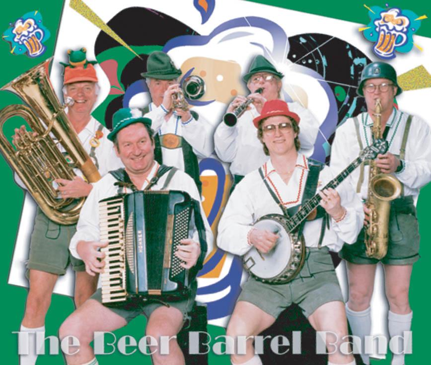Oktoberfest Band - Tom Taylor - www.kmprod.com
