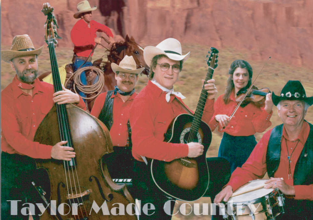 Taylor Made Country - Tom Taylor - www.kmprod.com