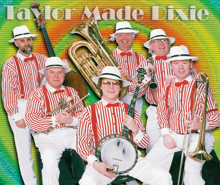 Tom Taylor - Taylor Made Dixieland