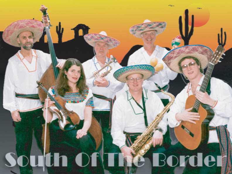 Mexican Band - South of the Border - www.kmprod.com