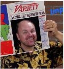 Victor J. Hanson, Comedian