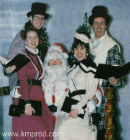 Toronto Victorian Christmas Carollers