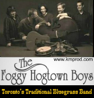 Speaker Foggy Hogtown Boys