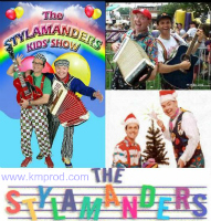 The Stylamanders