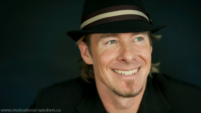 Speaker & Motivational Artist Erik Wahl