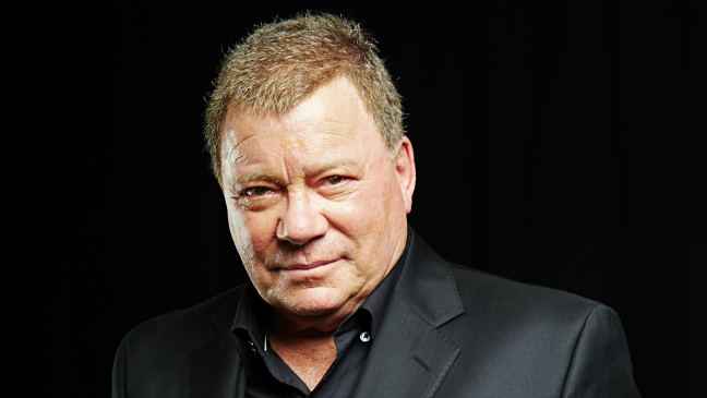 Speaker William Shatner