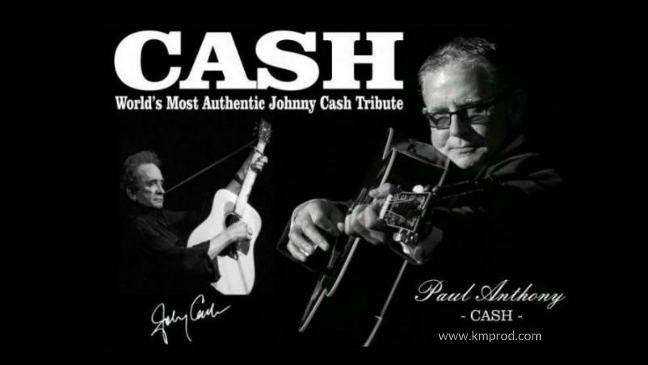 Johnny Cash tribute