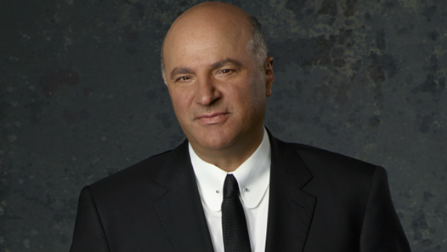 Speaker Kevin OLeary