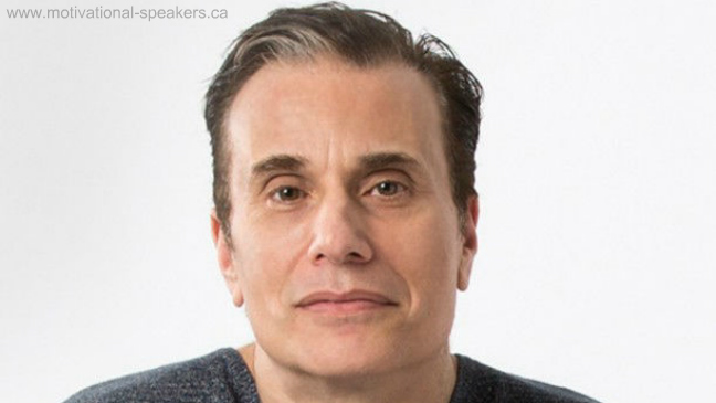 Mental Health Speaker Michael Landsberg
