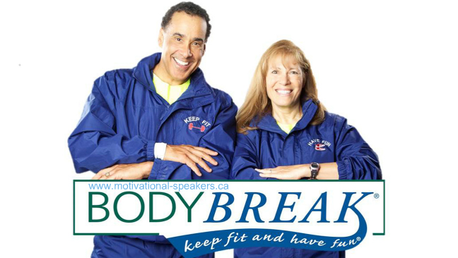 Body Break, Hal Johnson & Joanne McLeod